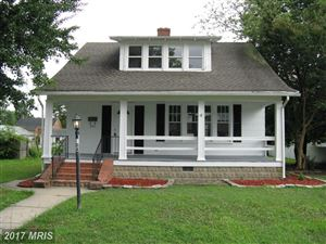 Photo of 204 TALBOT AVE, CAMBRIDGE, MD 21613 (MLS # DO9997185)