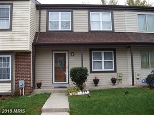 Photo of 8817 WHIMSEY CT, WALKERSVILLE, MD 21793 (MLS # FR10098189)