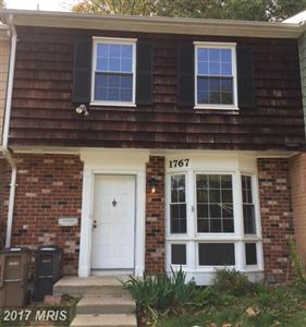 Photo of 1767 REDGATE FARMS CT, ROCKVILLE, MD 20850 (MLS # MC9794189)