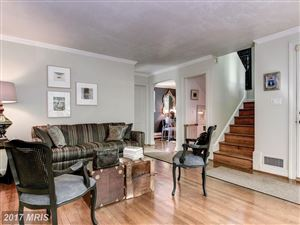 Photo of 2745 ARIZONA AVE NW, WASHINGTON, DC 20016 (MLS # DC9981191)