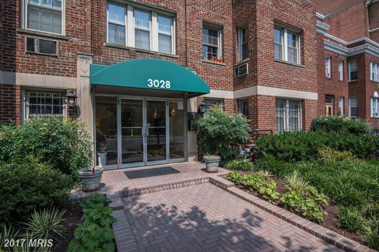 Photo for 3028 WISCONSIN AVE NW #205, WASHINGTON, DC 20016 (MLS # DC9978193)