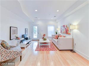 Photo of 1013 V ST NW #2, WASHINGTON, DC 20001 (MLS # DC10032195)