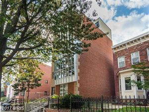 Photo of 1416 5TH ST NW #Unit 4, WASHINGTON, DC 20001 (MLS # DC10034204)