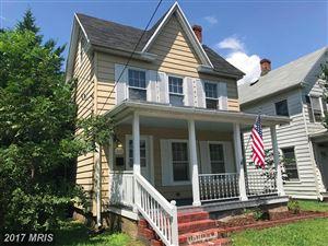 Photo of 213 WEST END AVE, CAMBRIDGE, MD 21613 (MLS # DO10032205)