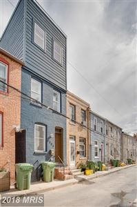 Photo of 309 DUNCAN ST S, BALTIMORE, MD 21231 (MLS # BA10083207)