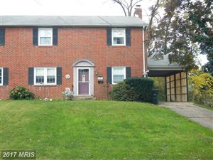 Photo of 402 GRANT PL, FREDERICK, MD 21702 (MLS # FR10108207)