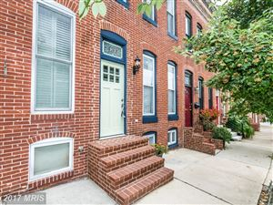 Photo of 913 EAST AVE S, BALTIMORE, MD 21224 (MLS # BA10051208)