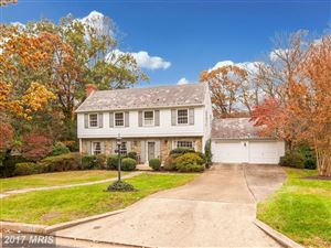 Photo of 3611 BENT BRANCH CT, FALLS CHURCH, VA 22041 (MLS # FX10106209)