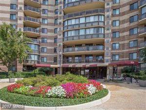 Photo of 8350 GREENSBORO DR #314, McLean, VA 22102 (MLS # FX10051216)