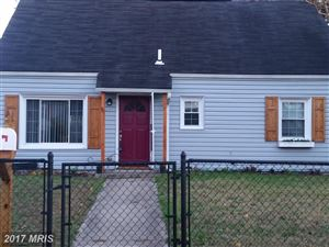 Photo of 6213 ALPINE ST, DISTRICT HEIGHTS, MD 20747 (MLS # PG10100217)