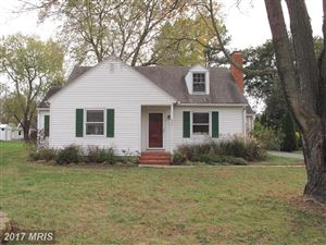 Photo of 306 LINDEN AVE, EASTON, MD 21601 (MLS # TA10089217)