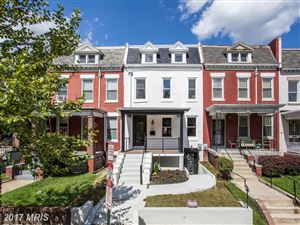 Photo of 1351 PERRY PL NW, WASHINGTON, DC 20010 (MLS # DC10058219)