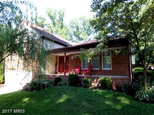 Photo of 308 SONGWOOD CT, MILLERSVILLE, MD 21108 (MLS # AA10020220)