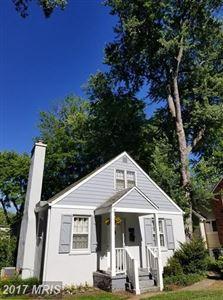 Photo of 110 MARSHALL ST, FALLS CHURCH, VA 22046 (MLS # FA9979227)