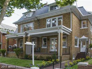 Photo of 1510 VAN BUREN ST NW, WASHINGTON, DC 20012 (MLS # DC10028231)