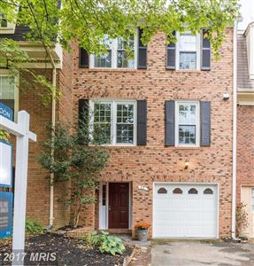Photo of 32 RITCHFIELD CT, ROCKVILLE, MD 20850 (MLS # MC10081231)