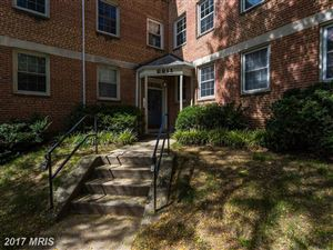 Photo of 2211 WASHINGTON AVE #W-201, SILVER SPRING, MD 20910 (MLS # MC10057232)