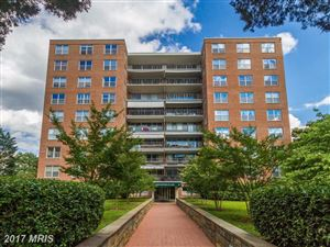 Photo of 3900 WATSON PL NW #B-3E, WASHINGTON, DC 20016 (MLS # DC10083236)