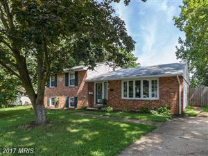 Photo of 1317 MCKINLEY ST, ANNAPOLIS, MD 21403 (MLS # AA10035237)