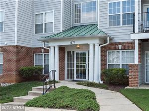 Photo of 1970 SCOTTS CROSSING WAY #202, ANNAPOLIS, MD 21401 (MLS # AA10036237)