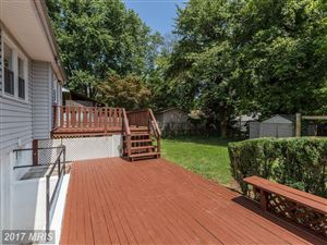 Tiny photo for 4804 TALLAHASSEE AVE, ROCKVILLE, MD 20853 (MLS # MC10080239)