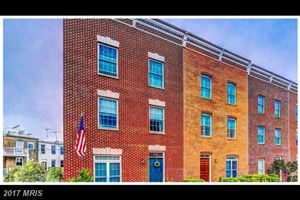 Photo of 1516 STACK ST, BALTIMORE, MD 21230 (MLS # BA9956242)