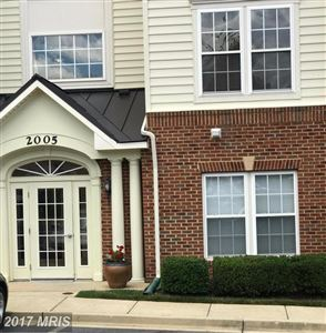 Photo of 2005 CONNOR CT #702K, BOWIE, MD 20721 (MLS # PG10034250)