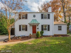 Photo of 6805 HAYCOCK RD, FALLS CHURCH, VA 22043 (MLS # FX10105251)