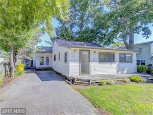 Photo of 530 HIGHLAND DR, EDGEWATER, MD 21037 (MLS # AA10054254)