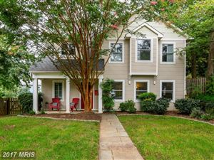 Photo of 722 GENESSEE ST, ANNAPOLIS, MD 21401 (MLS # AA10058255)