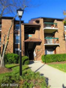 Photo of 7923 CORIANDER DR #103, GAITHERSBURG, MD 20879 (MLS # MC10107258)