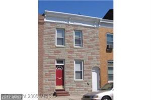 Photo of 3028 HUDSON ST, BALTIMORE, MD 21224 (MLS # BA10029260)