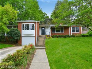 Photo of 3102 BROOKLAWN TER, CHEVY CHASE, MD 20815 (MLS # MC9938264)