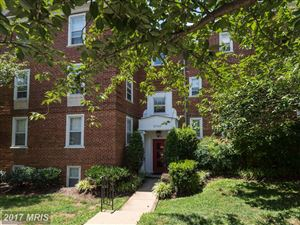 Photo of 3700 39TH ST NW #D178, WASHINGTON, DC 20016 (MLS # DC10096268)