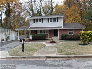 Photo of 1627 TAYLOR AVE, FORT WASHINGTON, MD 20744 (MLS # PG10101271)
