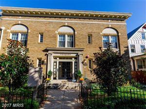 Photo of 1823 NEWTON ST NW #105, WASHINGTON, DC 20010 (MLS # DC10089276)