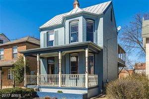 Photo of 311 3RD ST, FREDERICK, MD 21701 (MLS # FR9895278)