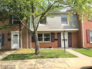 Photo of 1435 POTOMAC HEIGHTS DR #179, FORT WASHINGTON, MD 20744 (MLS # PG10011283)