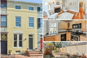 Photo of 137 W. 3RD ST, FREDERICK, MD 21701 (MLS # FR9622289)