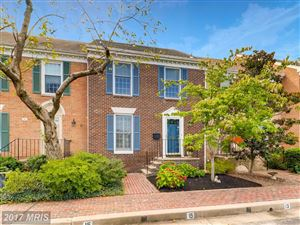 Photo of 13 PARLIAMENT CT, BALTIMORE, MD 21212 (MLS # BC10064290)