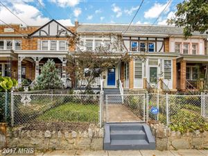 Photo of 639 HAMILTON ST NW, WASHINGTON, DC 20011 (MLS # DC10094290)