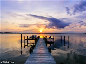 Photo of 9435 RIVER VIEW RD, BROOMES ISLAND, MD 20615 (MLS # CA9899295)