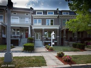 Photo of 7 GRANT CIR NW, WASHINGTON, DC 20011 (MLS # DC10005295)
