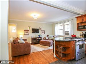 Photo of 3925 DAVIS PL NW #201, WASHINGTON, DC 20007 (MLS # DC10063296)