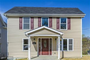 Photo of 415 MAPLE AVE, BRUNSWICK, MD 21716 (MLS # FR9890296)