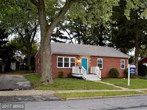 Photo of 614 BIGGS AVE, FREDERICK, MD 21702 (MLS # FR10075298)
