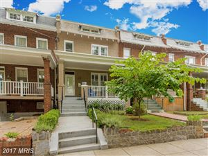 Photo of 515 ALLISON ST NW, WASHINGTON, DC 20011 (MLS # DC10005302)