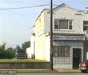 Photo of 2013 BENNING RD NE, WASHINGTON, DC 20002 (MLS # DC9739307)