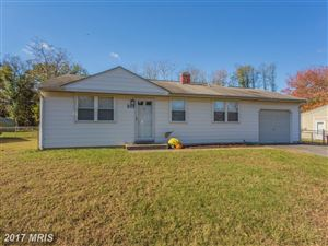 Photo of 2905 EDGEWOOD RD, BRYANS ROAD, MD 20616 (MLS # CH10076309)
