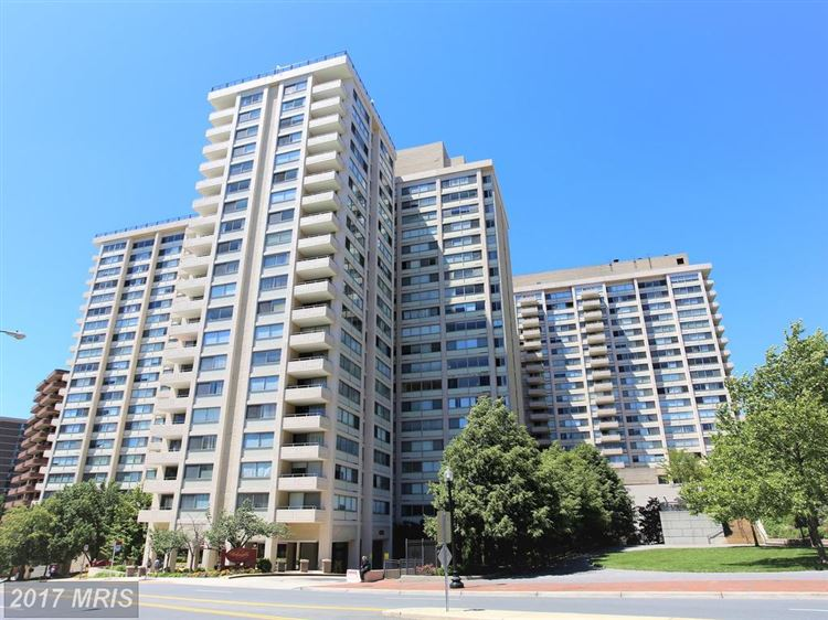 Photo for 4515 WILLARD AVE #2403S, CHEVY CHASE, MD 20815 (MLS # MC9978314)